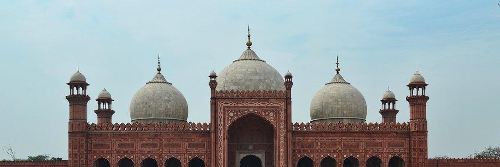 Shahi Mosque, Lahore, Heritage, Mosue, Mughal, Pakistan