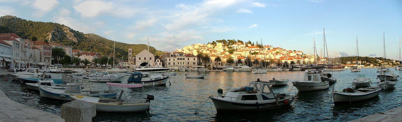 Hvar, Croatia, Ship, Sea, Jadran, Sailing Boat