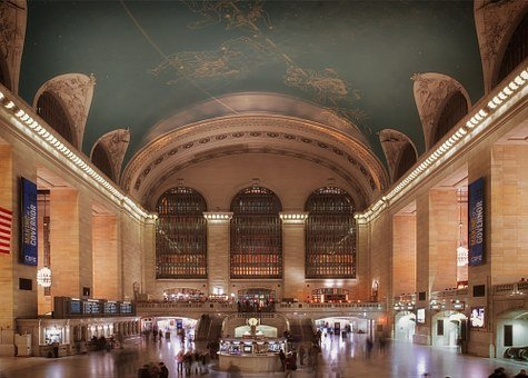 Grand Central Station, New York City, People