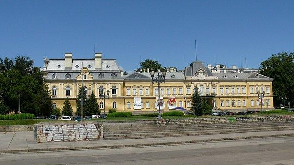 Sofia, Former Royal Palace, Bulgaria