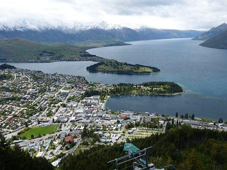New Zealand, South Island, Nature, Landscape