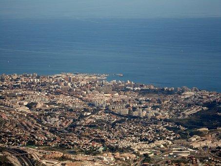 Benalmadena, Costa Del Sol, Sea, Andalusia, Spain, City