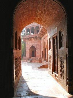 Agra, Taj Mahal, India, Palace, World Heritage, Unesco