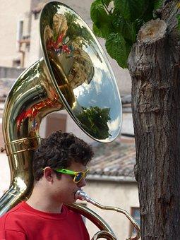 Helicon, Wind Instrument, Charanga