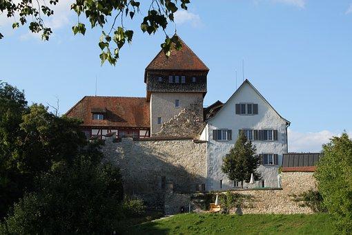 Castle, Unterhof, Diessenhofen, Switzerland