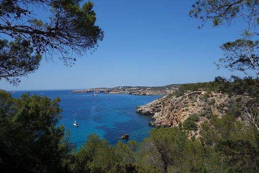 Ibiza, Sun, Sea, Summer, Balearic, Spain, Beach, Island