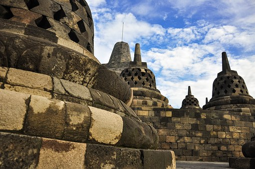 Indonesia, Temple, Borbodur, History, Traditional