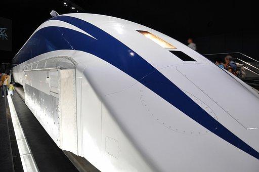Train, Linear Train, Japan, Locomotive, Railway, Speed