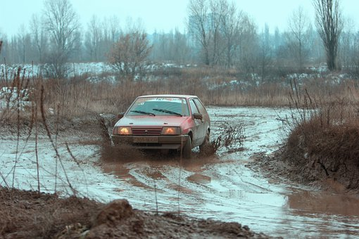 Auto, Car, Machine, Racing, Road, Tuning, Rally, Dirt