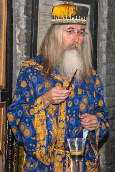 Harry Potter, Wizard, Albus Dumbledore, Castle, Person