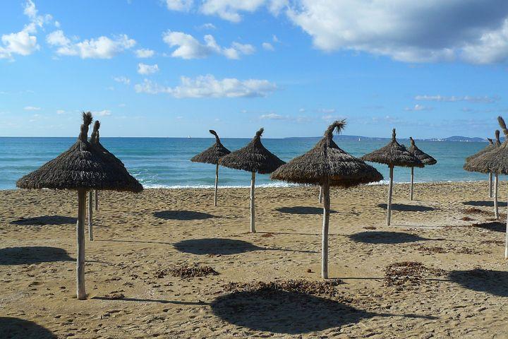 Beach, Sand, Sea, Water, Wave, Holiday, Sky, Nature