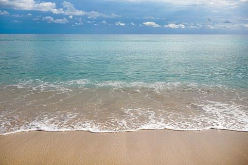 Sea, Beach, Nature, Water, Coastal Protection