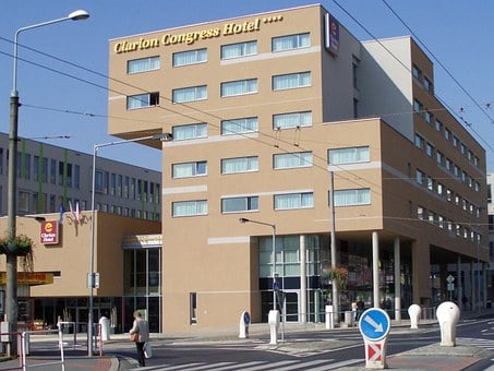 Clarion Congress, Hotel, Building, Comfort, Stay