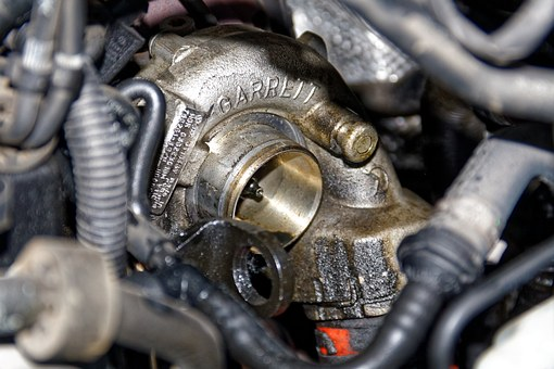 Turbo, Tdi, Motor, Diesel, Diesel Engine, Garret