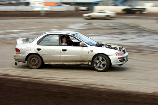 Subaru Impreza, Drift, Car, Race, Tuned, Show, Speed