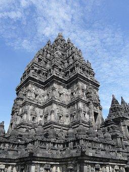 Prambanan, Hinduism, Temple, Java, Indonesia, Unesco