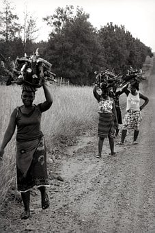 Africa, South Africa, African Women