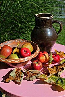 Apple, Autumn, Fruit, Harvest, Nature