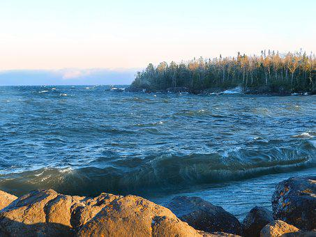 Artist Point, Lake Superior, Grandmarais, Great Lakes