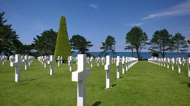 American Cemetery, Military, Battle