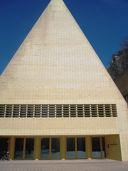 Architecture, Brick Building, Parliament Building
