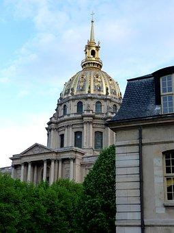 Paris, Napoleon, France, Building, City, Tower