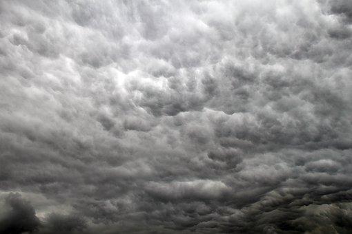 Cloud, Rain Cloud, Anxiety