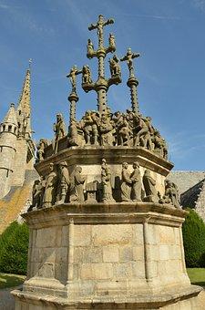 Image, Statue, Golgotha, Christianity