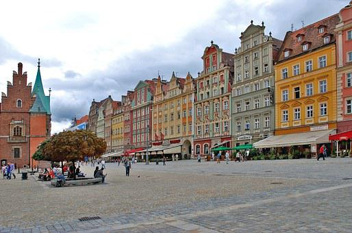 Poland, Lower Silesia, The Old Town, Wrocław, History