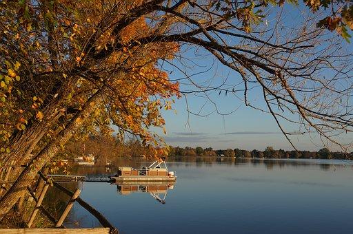 Rice Lake, Minnesota, Lake, Nature, Scenic
