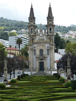 Guimarães, Portugal, City, Old Town, Historically
