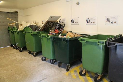 Recycling, Eco Cottage, Waste Recycling