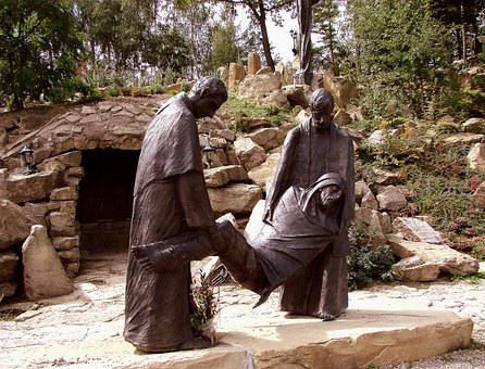Pasierbiec, Stations Of The Cross, Stations, Jesus