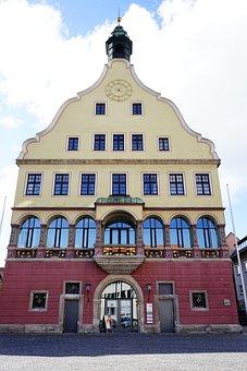 Gallwitz, Ulm, Representative Building, Weinhof