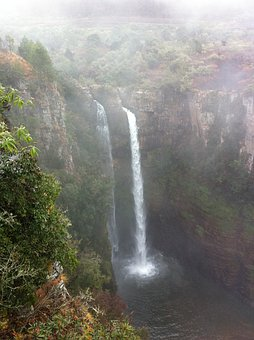 Mac-mac Falls, Waterfall, Mac-mac River, Mpumalanga