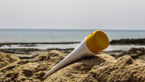 Suncream, Summer, Beach, Protection, Tan, Vacation