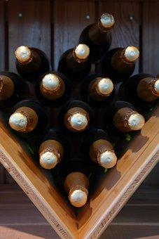 Bottles, Champagne Bottles, Champagne