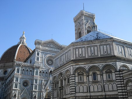 Florence, Florence Cathedral, Architecture, Church