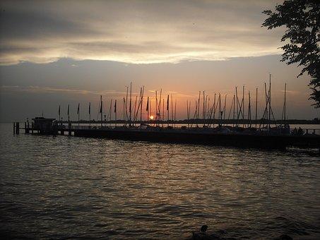 Nonnenhorn, Lake Constance, District Of Lindau, Bavaria