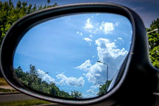 Mirror, Reflection, Sky, Sun, Travel, Nature, Beautiful
