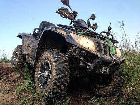 Quad, Car, Motor Vehicle, All-terrain Vehicle, Terrain