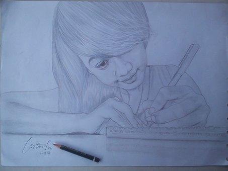 Susan, Putu, Sketch