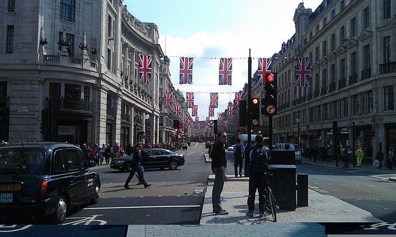 Regent Street, London, Regent, Uk, England