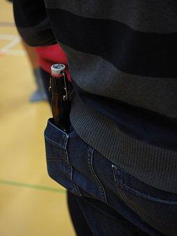Beer, Bottle, Bag, Pants, Cool, Locker, Drinkers