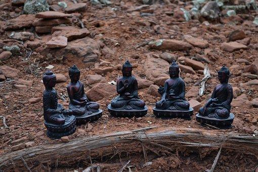 Buddhism, Buddha, Buddhist Figurines, Buddhist Temple