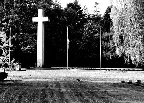 Church, Cemetery, Forced Laborers, Italy, Hamburg