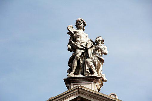 Figure, Plaster Figure, Roof, Conclusion