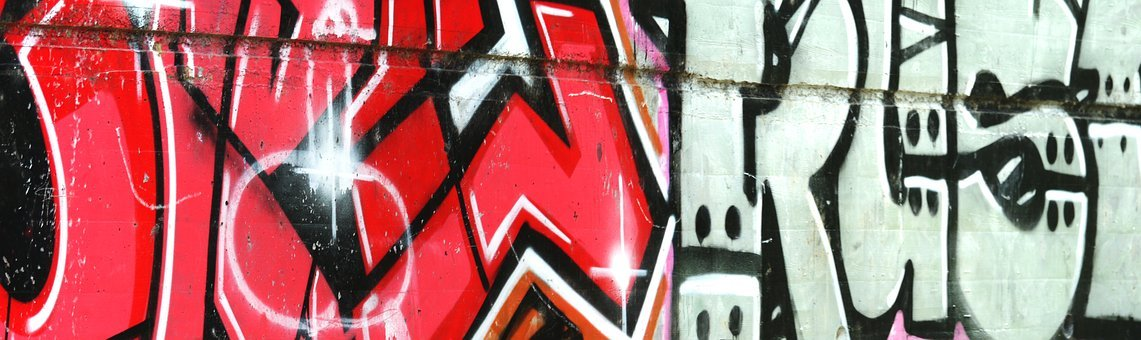 Graffiti, Style Writing, Facade, Vandalism, Font