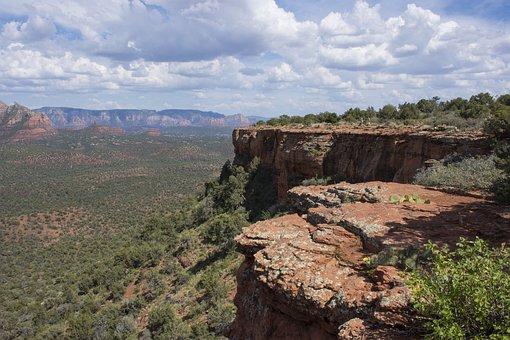 Sedona, Arizona, Landscape, Nature, Red Rock, Geology