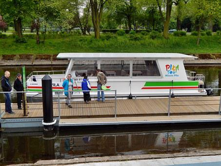 Haven, Boat, Motorboat, Water